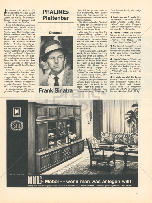 Bartels Möbel Brand History