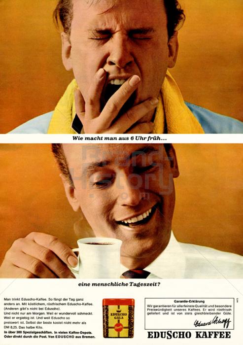 EDUSCHO KAFFEE - Wie macht man aus 6 Uhr früh . . . eine ...