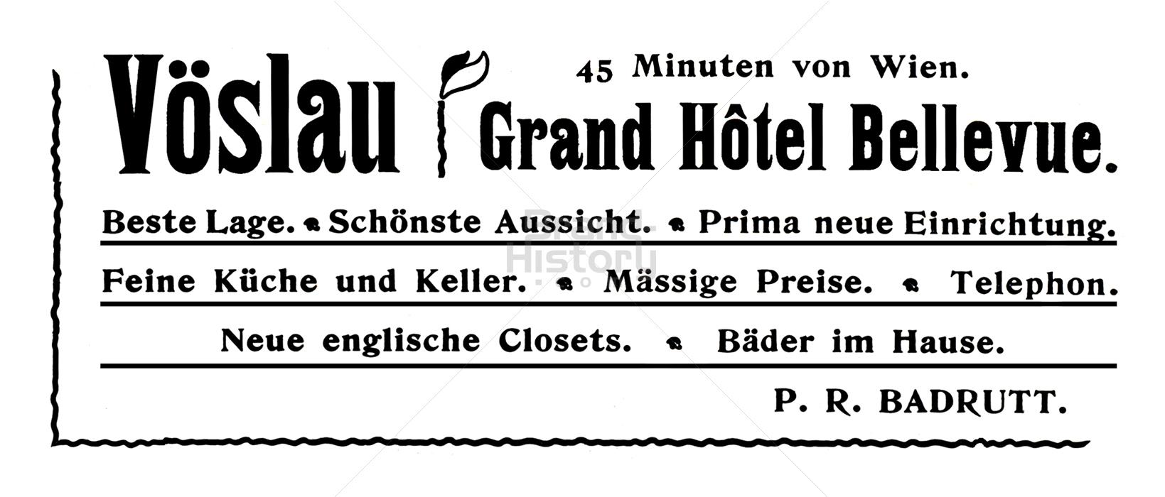 Meine Küche Kel | P R Badrutt Grand Hotel Bellevue Voslau 45 Minuten Von Wien