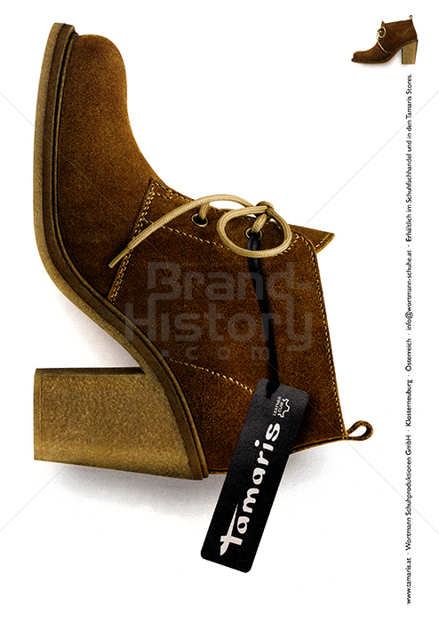 huge selection of f5b9f 05e4a Tamaris - Tamaris · Wortmann Schuhproduktionen GmbH ...