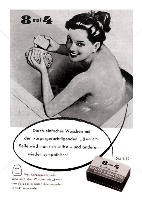 8 mal 4 durch waschen mit der k rpergeruchtilgenden 8. Black Bedroom Furniture Sets. Home Design Ideas