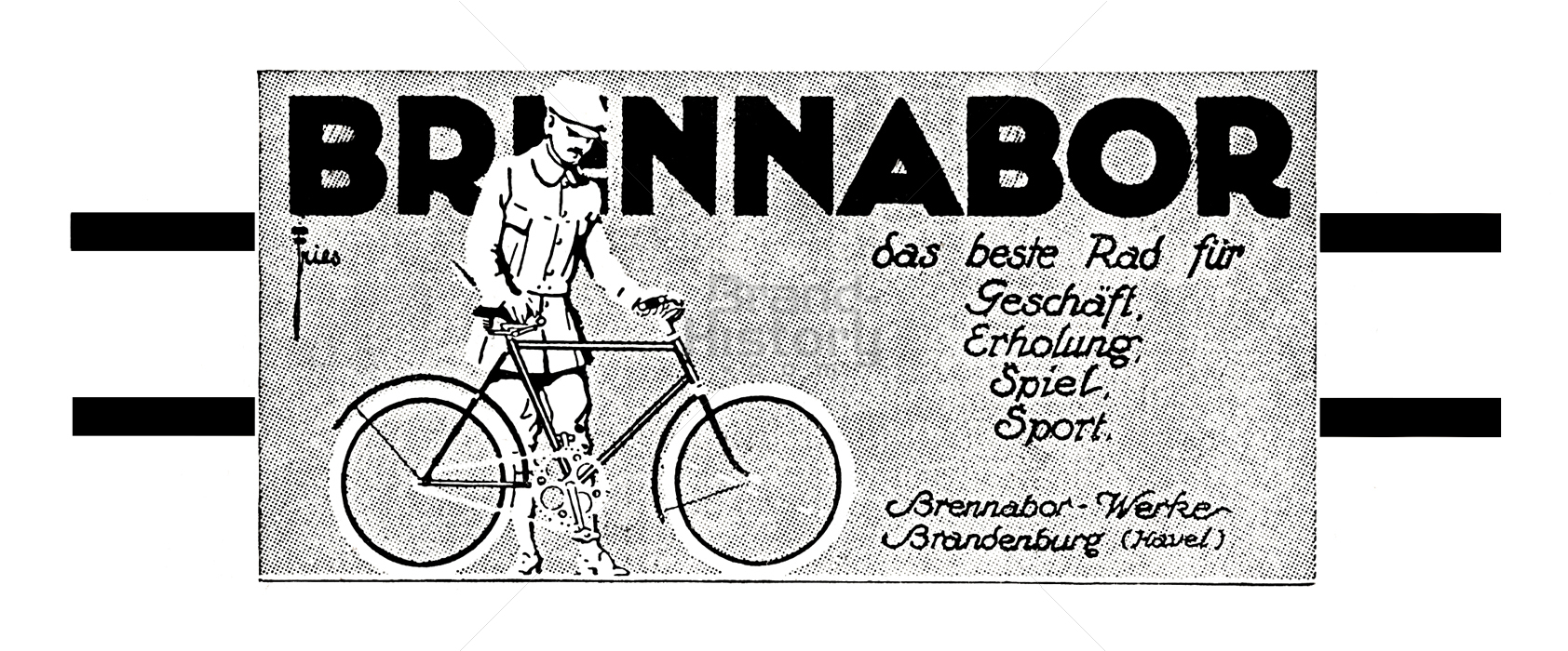 Fahrrad | Brand History