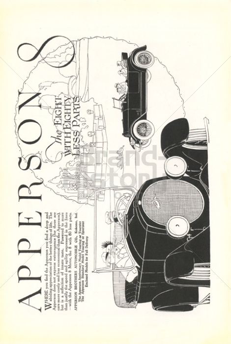 APPERSON BROTHERS AUTOMOBILE COMPANY