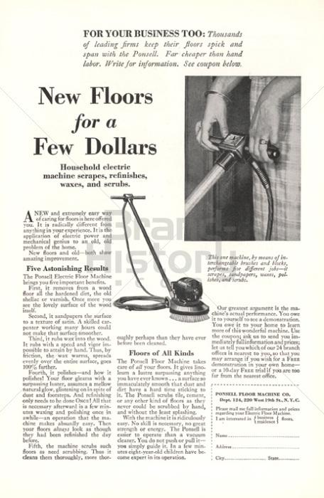 Epochen 1927 1927 Brand History
