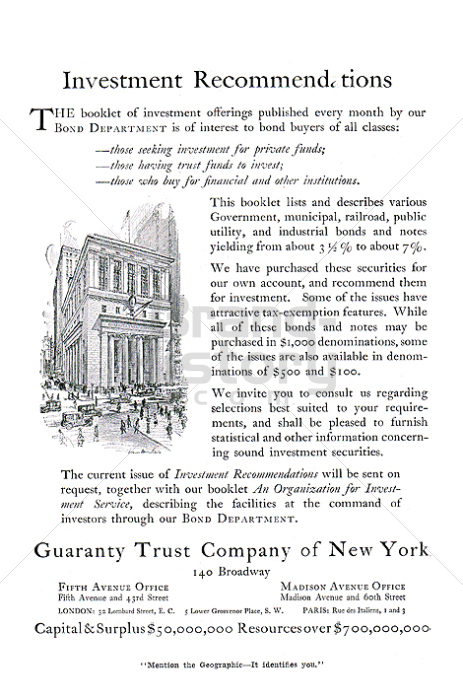 Guaranty Trust Company of New York