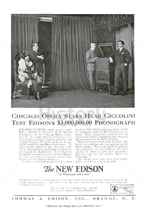 THOMAS A. EDISON INC.