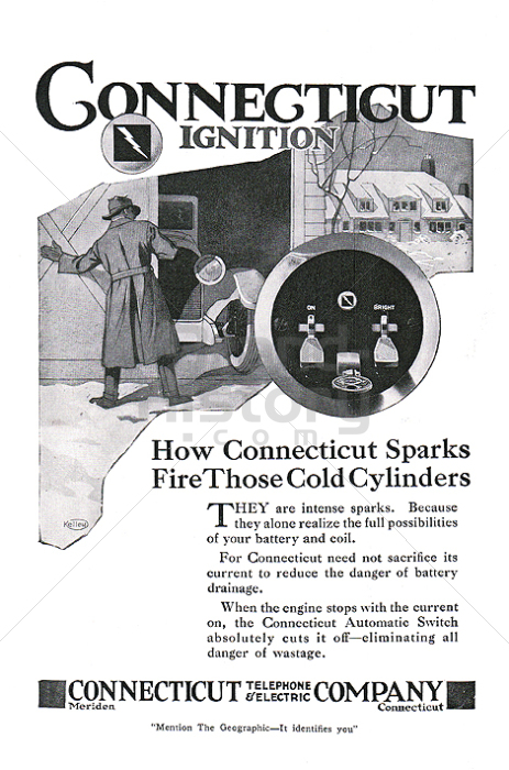 CONNECTICUT TELEPHONE & ELECTRIC COPANY