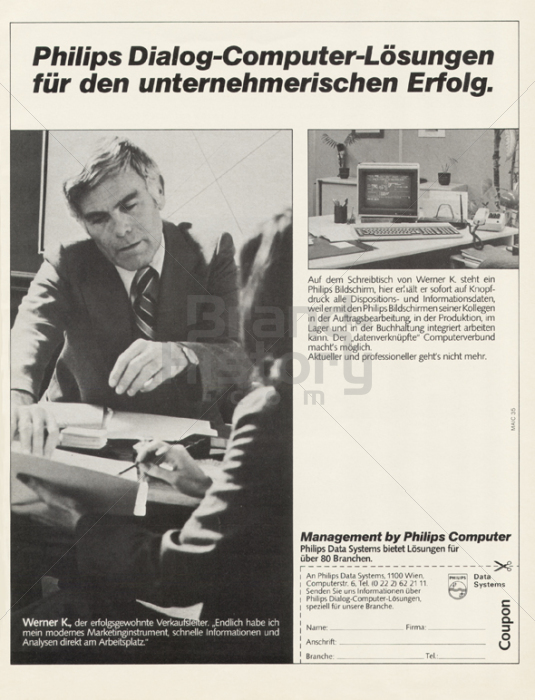 PHILIPS Data Systems