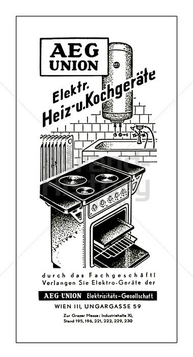 aeg electrolux hausger te brand history. Black Bedroom Furniture Sets. Home Design Ideas