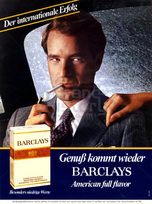 British American Tobacco | Brand-History