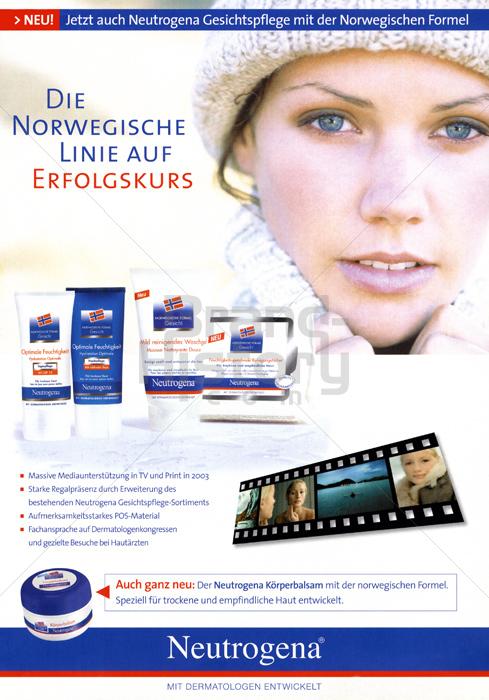 neutrogena die norwegische linie auf erfolgskurs