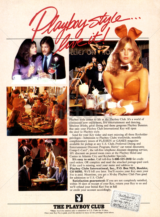 the playboy club casino