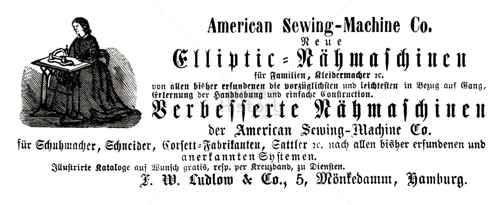 sewing machine slogans