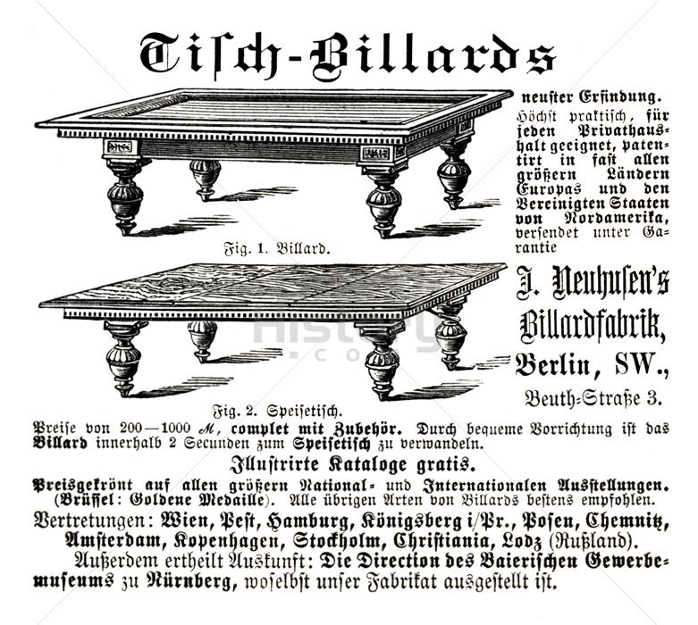 Billardfabrik Berlin