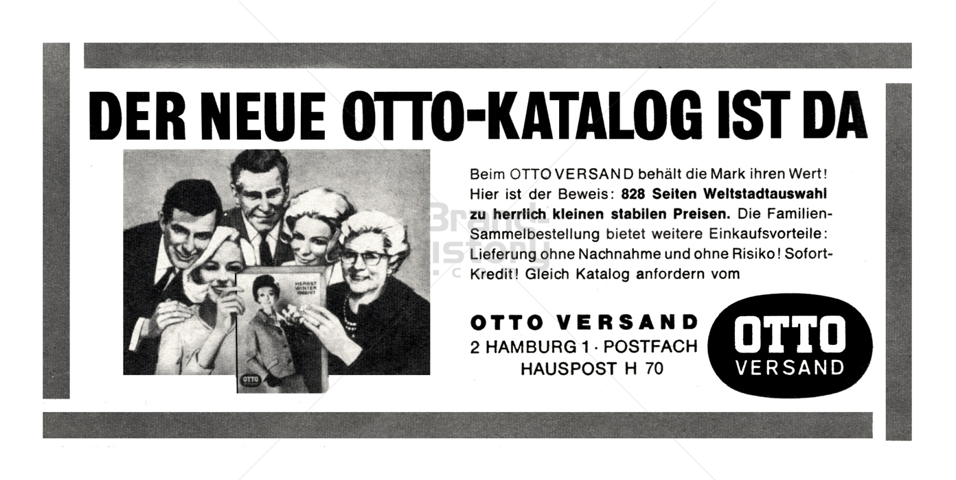 Otto versand der neue otto katalog ist da beim otto for Otto versand katalog gardinen