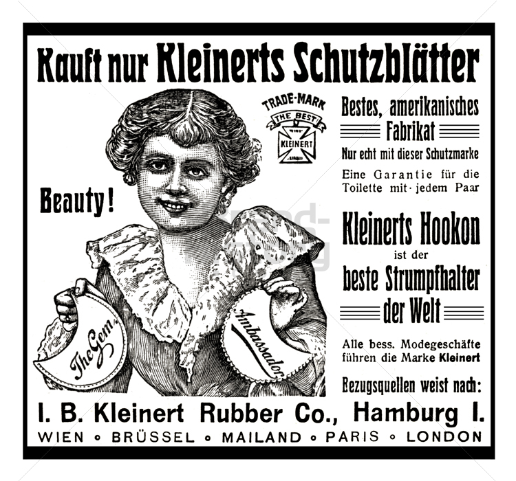 I. B. Kleinert Rubber Co., Hamburg