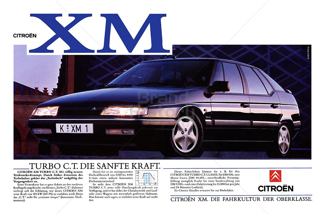 Citroën Brand History