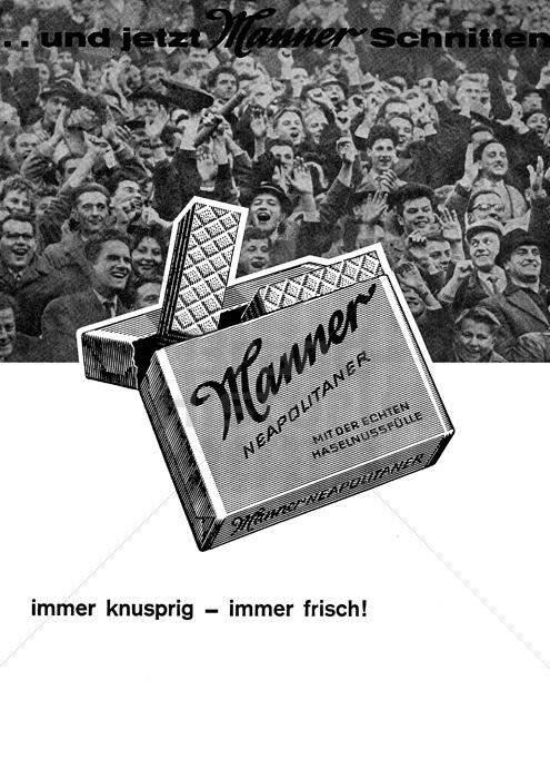 Manner Manner Neapolitaner Und Jetzt Manner Schnitte Werbeslogans Claims Und