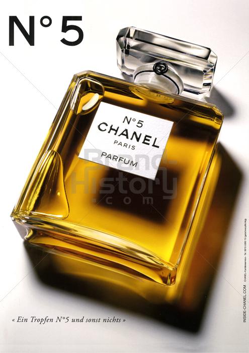 Chanel Chanel No 5 Paris Ein Tropfen No 5 Und Sonst